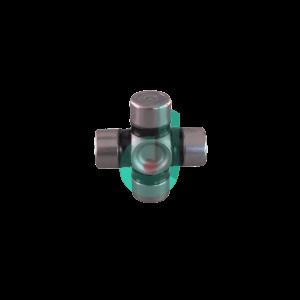 Cruceta transmisión cardan remachable 15X40 columna de dirección. engrase a vida